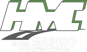 Hugh Munro Construction logo